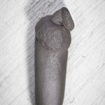 o.T., Ton, 13,5 cm, 2014 (2)