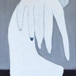 Flügel, Eitempera auf Leinwand, 110x80 cm, 2010
