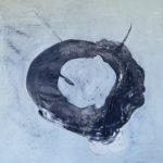 o.T., Eitempera auf Leinwand, 135x140 cm, 2010