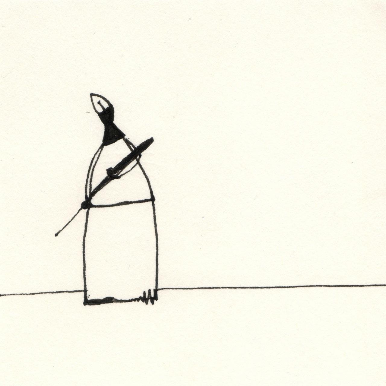Linie – Käthe Bauer