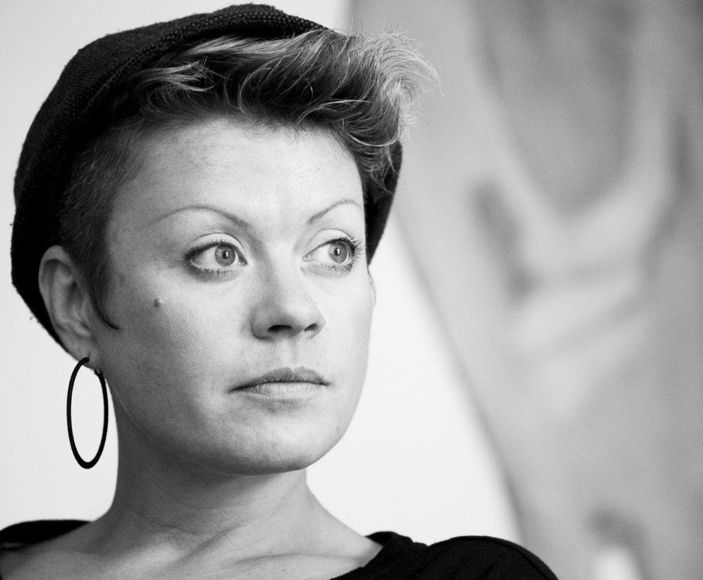 Porträt Käthe Bauer